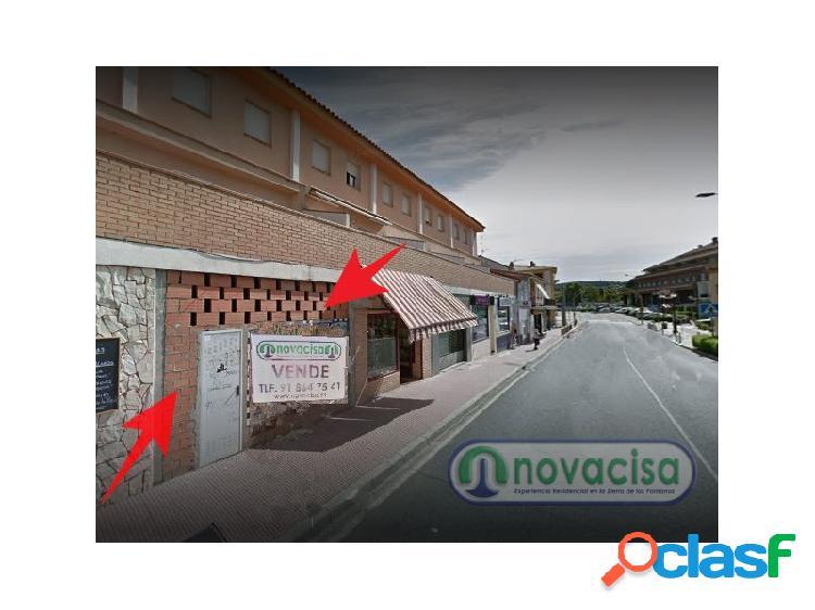 LOCAL COMERCIAL de 50 metros en PELAYOS DE LA PRESA