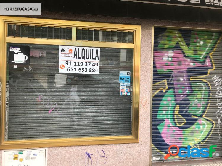 Local comercial en alquiler para uso de Bar en Zona Orbasa -