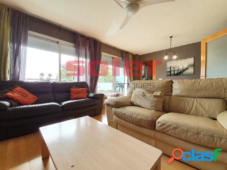 Segle XXI - Fantástico piso de 90m2, con 3 habitaciones