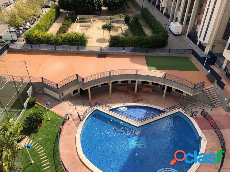 venta piso en residencial de Valencia