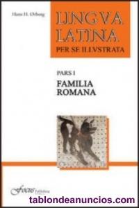 Lingua latina familia romana y exercita latina