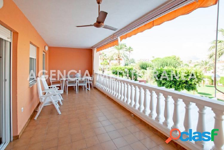 Apartamento en alquiler por meses en el km 5 de Las Marinas