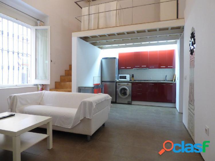 Bonito apartamento duplex
