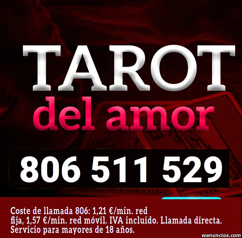 CARTAS Y TAROT DEL AMOR - La Rioja