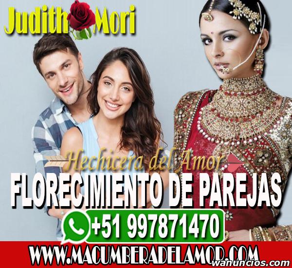 FLORECIMIENTO DE PAREJAS JUDITH MORI + madrid -