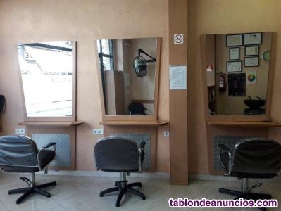 Mobiliario peluquería