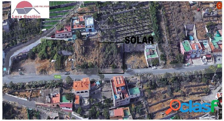 SOLAR EDIFICABLE