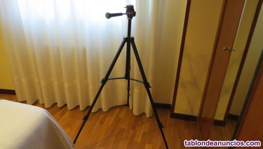 Tripode para fotografía culmann