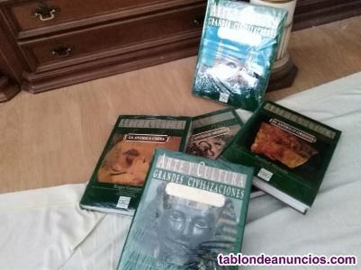 Grandes civilizaciones 5 tomos