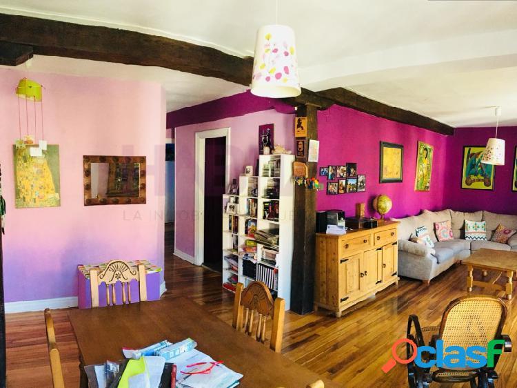 Amplio piso en el centro del casco viejo de Portugalete,