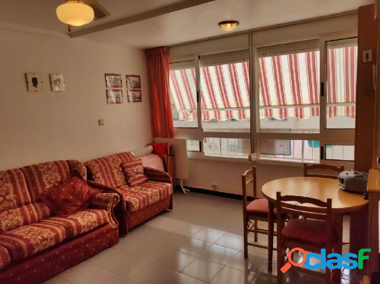 Bonito apartamento de 1 dormitorio
