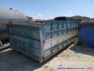 Caja de camion de 5,20 x 2,40 metros