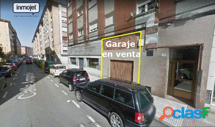 Garaje cerrado en venta en Gijón, Pumarín