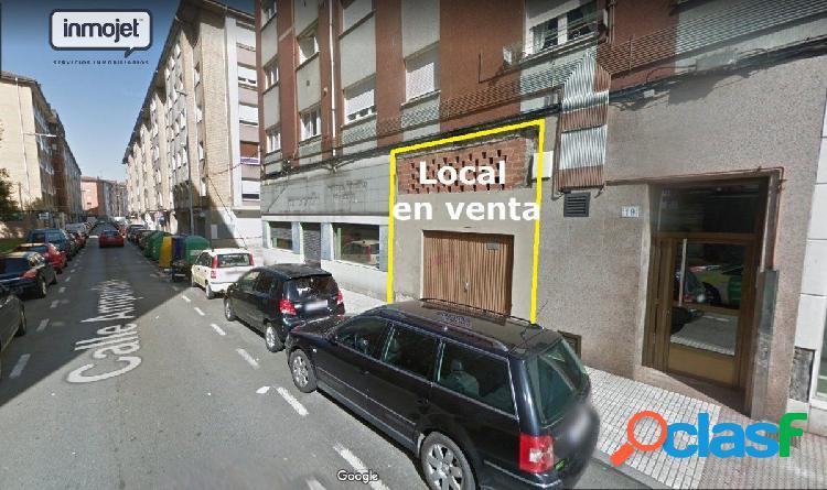 Local comercial - garaje en venta Pumarín