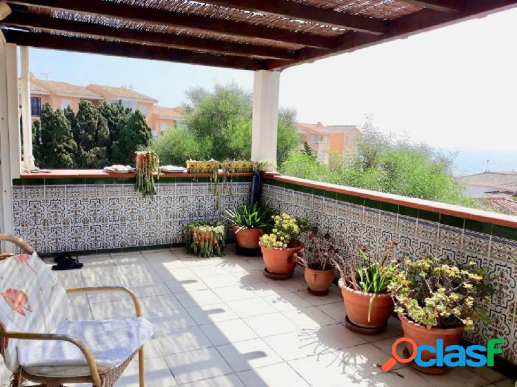 Maravillosa Casa de 2 dormitorios en El Faro de Calaburrra