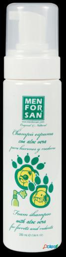 Men For San Champú En Espuma Para Roedores 200 ml 200 ml