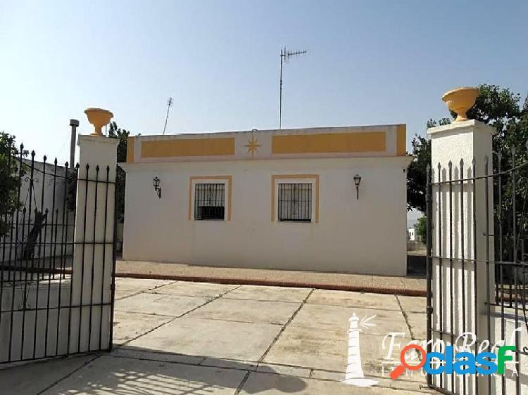 Casa Rústica en venta en Sanlúcar de Barrameda de 150 m2
