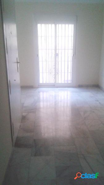 Magnífico piso en alquiler sin muebles en el barrio Santa