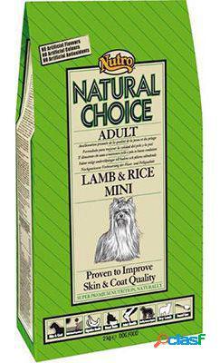 Nutro Pienso Adulto Mini cordero y arroz 7 KG