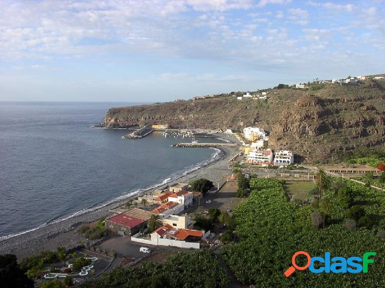 Parcela con inmejorables vistas al mar en San Sebastián de
