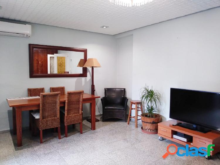 Piso en alquiler de 3 habitaciones amueblado en Xirivella