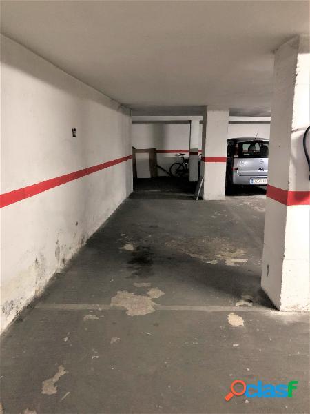 Venta de plaza de garaje en el centro de Salamanca