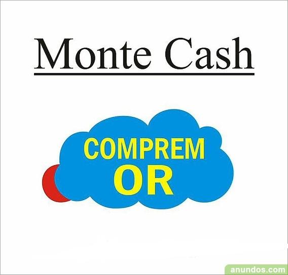 Monte cash oro y plata - Cerdanyola del Vallès
