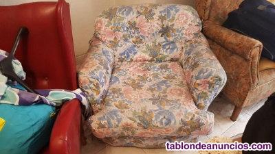 Venta de sillon o sillones o sofa