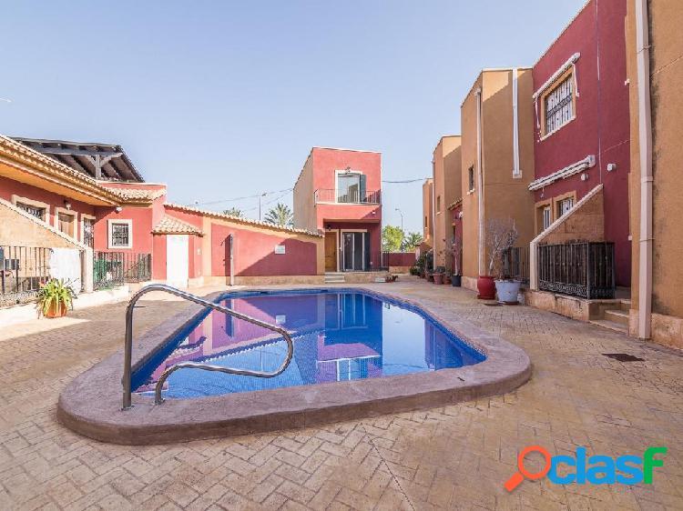 Casa-Chalet en Venta en San Isidro Alicante