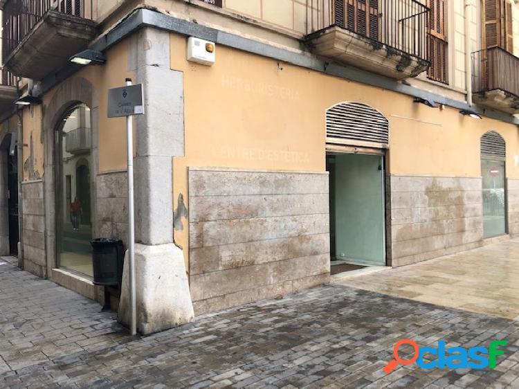 Local comercial en alquiler en el centro de Vilanova