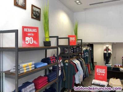 Traspaso boutique de moda en centro de santander