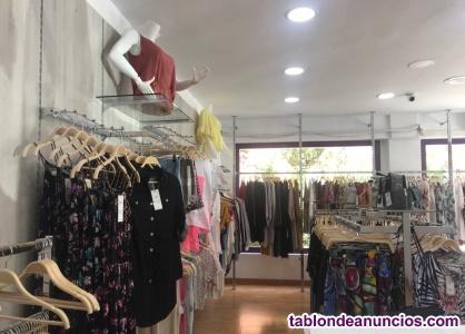 Urgente!! transpaso tienda de moda