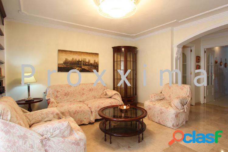 Amplio y luminoso piso en alquiler, zona Nervión
