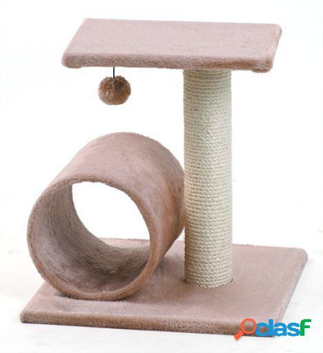 Karlie Flamingo Rascador para gato beetle gris 38 x 38 x 40