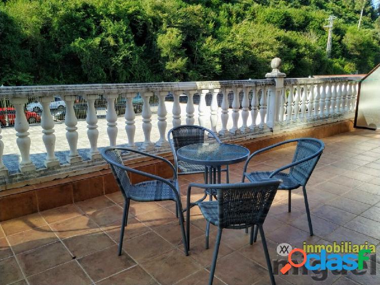 Se vende piso en Unquera con terraza