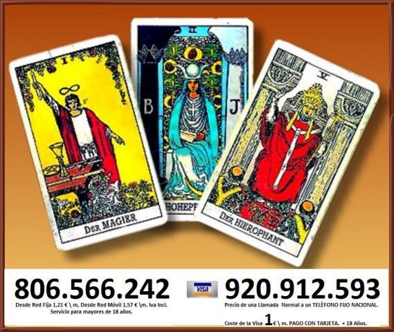 Tarot,Lectura de cartas del tarot 24 hrs