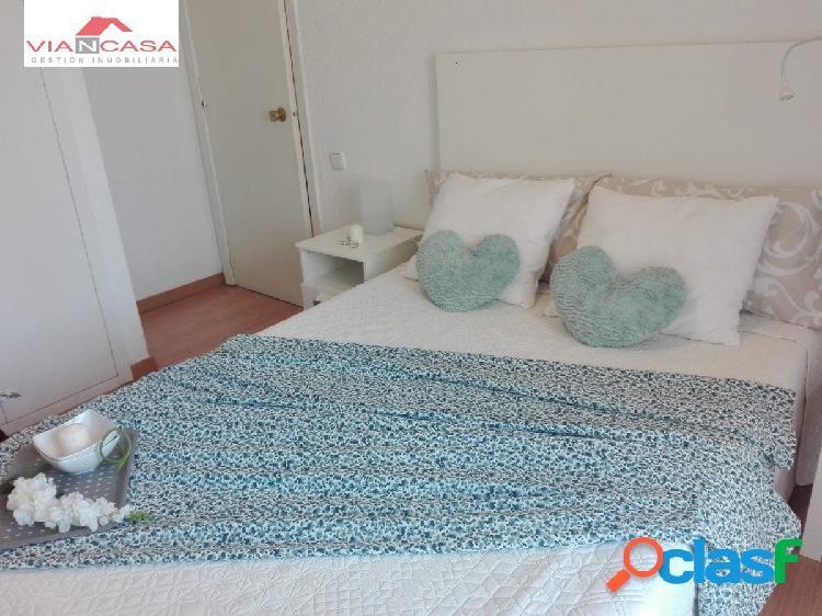 Alquiler de apartamento en Recoletos, reformado y amueblado