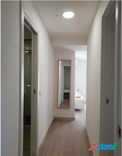 Alquiler de piso zona Ventas 3 dormitorios 1 baño reformado