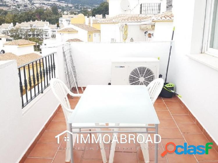 Apartamento en venta en Benalmádena con 1 dormitorios y 1