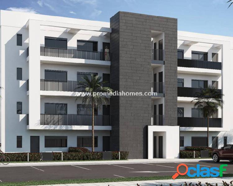 Apartamentos de obra nueva en