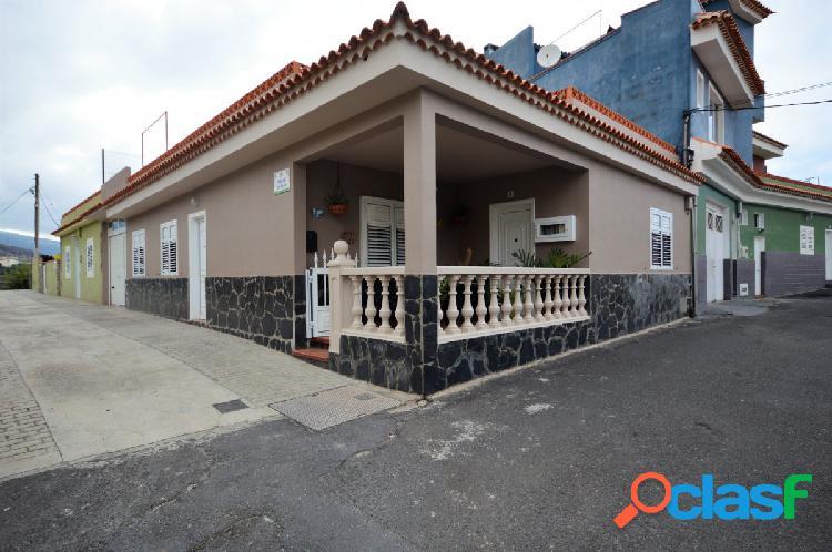 Casa Terrena en la Guancha (Las Cucharas)