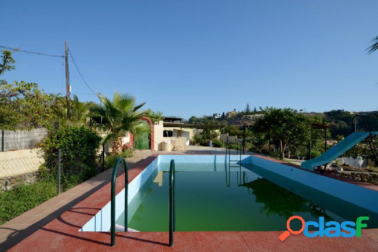 Casa de campo-Masía en Venta en Estepona Málaga
