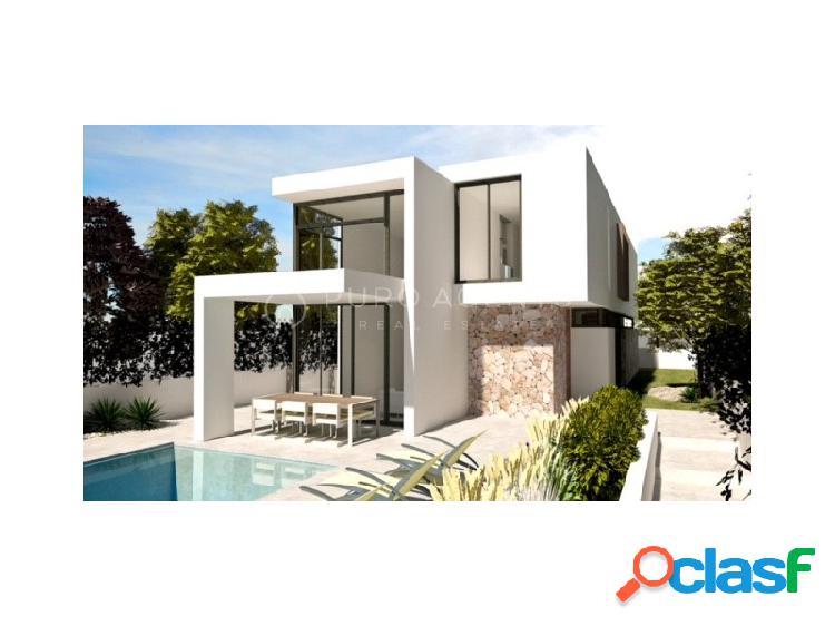 Chalet de nueva construcción en venta en El Toro, Calvia,