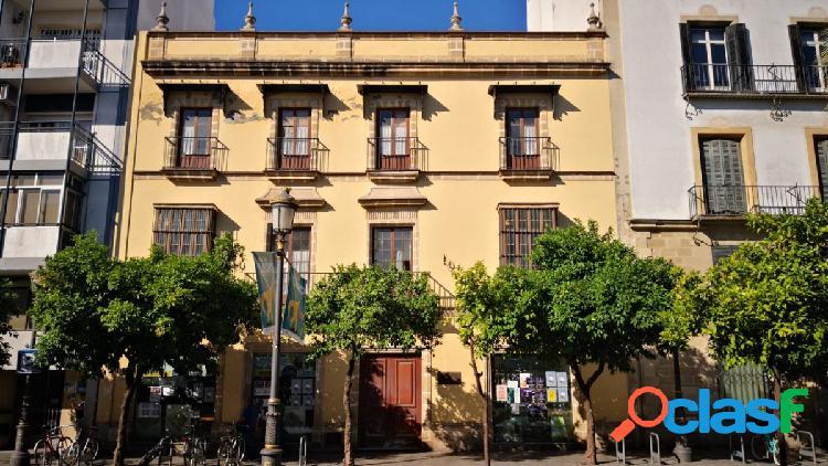 Edificio en Calle Larga. Jerez