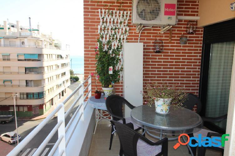 Fantastico Apartamento en Esquina con vistas al Mar a 50