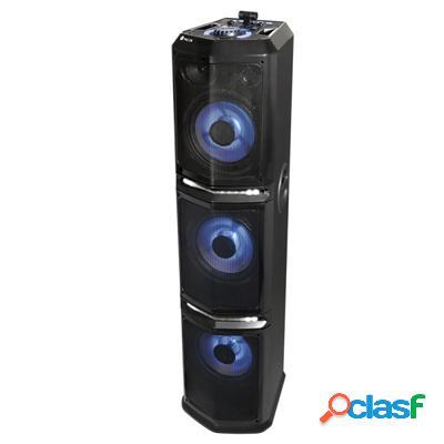 Ngs Torre de Sonido Wildtrap 600W Mezcla Dj, original de la