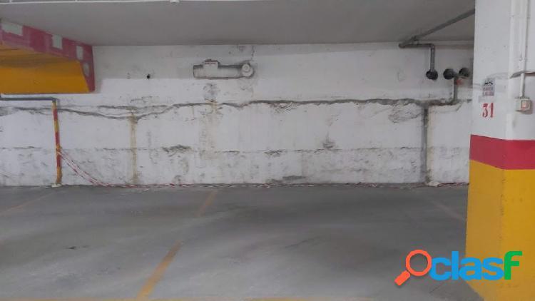 Sin comisiones se vende plaza de garaje en Avenida Ciudad de