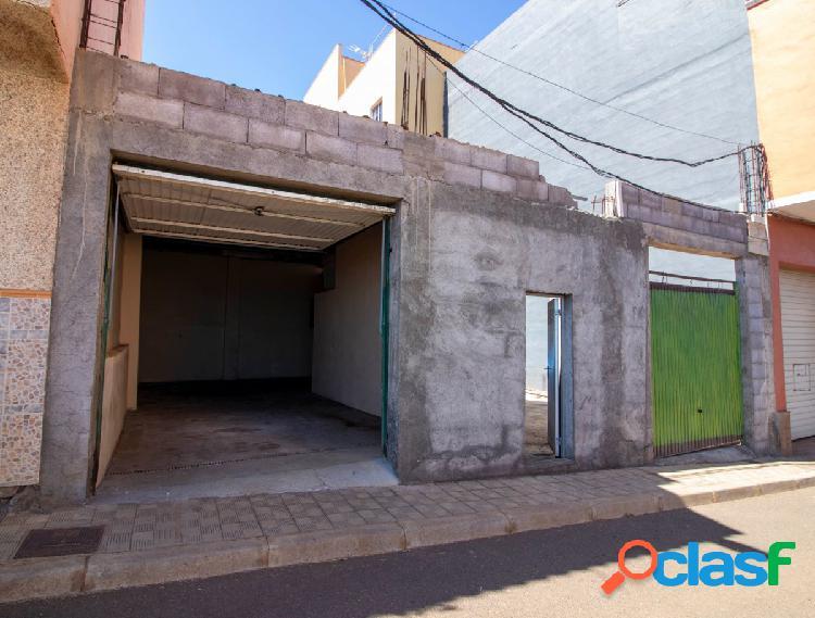 Terreno urbano en Calle Nuestra Señora de las Mercedes 14,