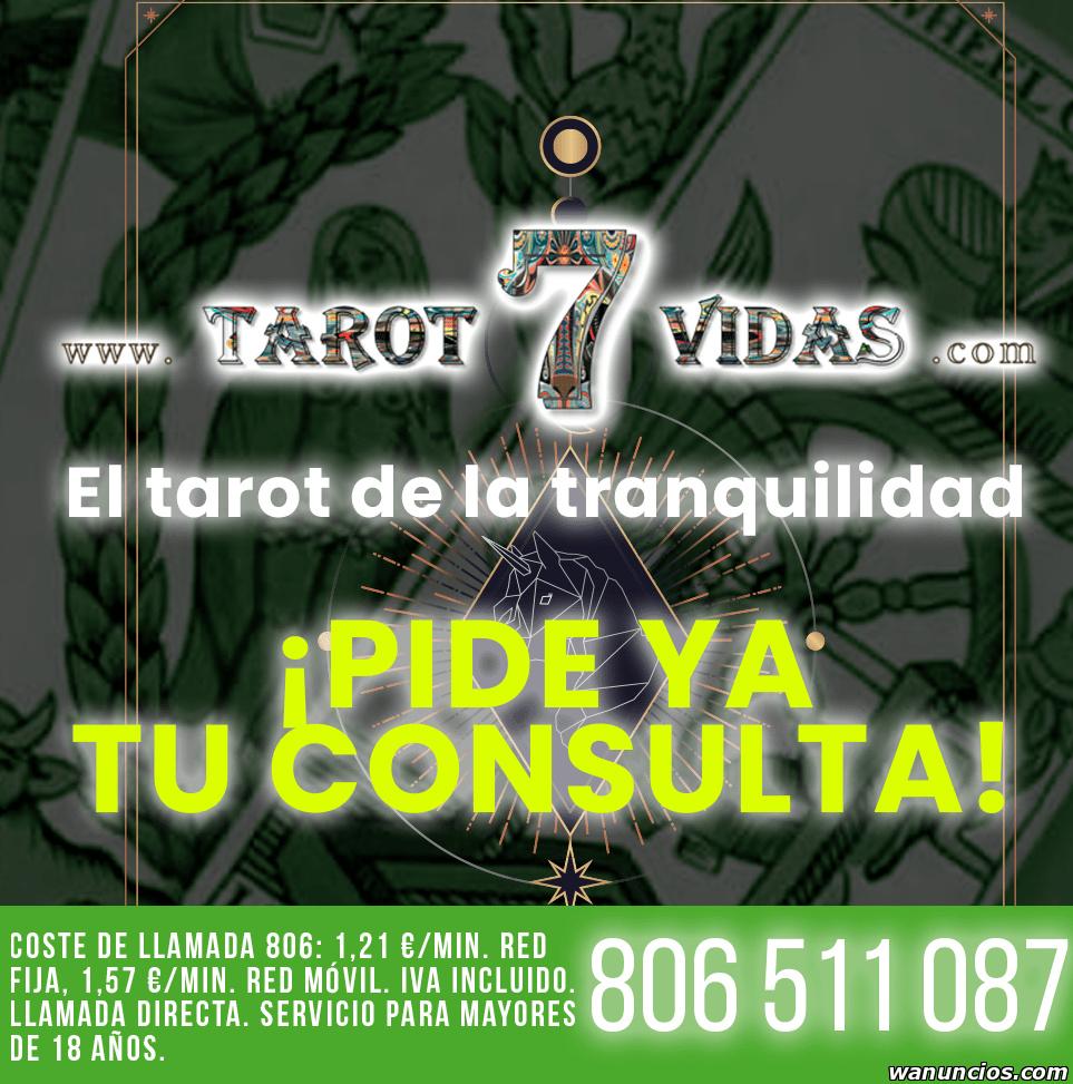 VIDENTE Y TAROT NATURAL - Ceuta