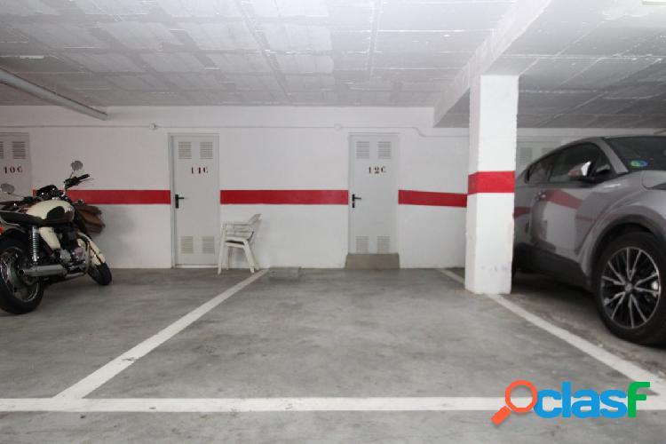 se vende garaje en pleno centro de fuengirola